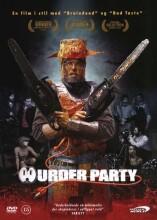 murder party - DVD