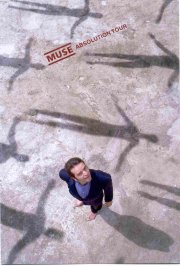 muse - absolution tour - DVD