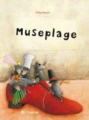 museplage - bog