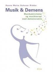 musik & demens - bog