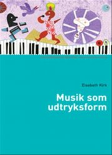 musik som udtryksform - bog