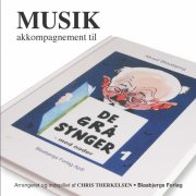 musikakkompagnement til de grå synger 1 - CD Lydbog