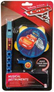 disney biler 3 legetøjsinstrumenter - Kreativitet