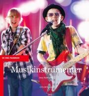 musikinstrumenter - bog