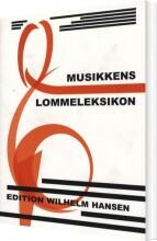 musikkens lommeleksikon - bog