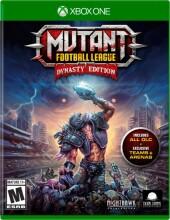 mutant football league: dynasty edition - xbox one