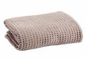 sengetæppe fra muubs - 260 x 240 cm - brun - Til Boligen
