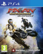 mx vs. atv: supercross encore edition - PS4