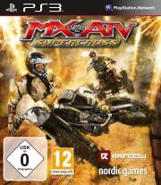 mx vs atv: supercross - PS3