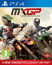 mxgp - the official motocross videogame - PS4