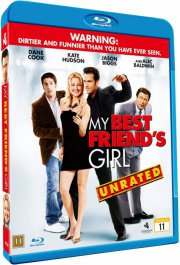 my best friend's girl - Blu-Ray