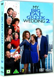 my big fat greek weeding 2 - DVD