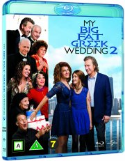 my big fat greek weeding 2 - Blu-Ray