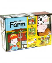 my little farm - aktivitetsæske - Figurer