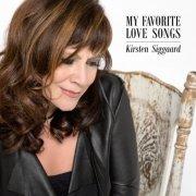 kirsten siggaard - my favorite love songs - cd