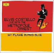 elvis costello - my flame burns blue - Vinyl / LP