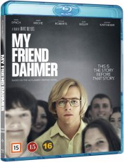 my friend dahmer - Blu-Ray