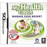 my health coach: manage your weight - nintendo ds