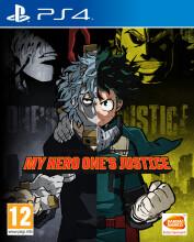 my hero ones justice - PS4