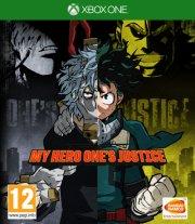 my hero ones justice - xbox one