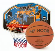 my hood udendørs basketballkurv på plade - Udendørs Leg