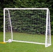 fodboldmål i hård plast - my hood - 244 x 183 x 91 cm - Udendørs Leg