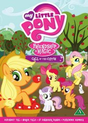 my little pony: call of the cutie - DVD