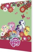 my little pony malebog - grøn - flower - Kreativitet
