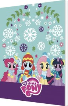 my little pony malebog - vinter - winter - Kreativitet
