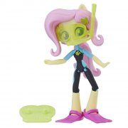 my little pony equestria girls mini dukke - fluttershy - Figurer