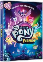 my little pony filmen / my little pony the movie - DVD