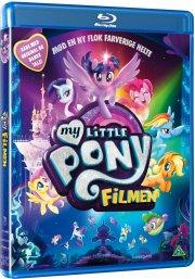 my little pony filmen / my little pony the movie - Blu-Ray