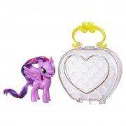 my little pony taske med figur - twilight sparkle - Figurer
