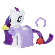 my little pony figur c2491 - runway fashions sæt - rarity - Figurer