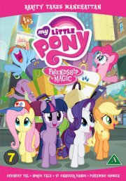 my little pony - sæson 4 - vol. 2 - DVD