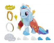 my little pony dukke - rainbow dash' modeshow - Figurer