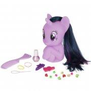 my little pony - twilight sparkle frisørhoved - Figurer