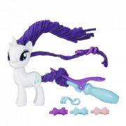my little pony twisty tail figur - rarity - Figurer