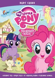 my little pony - baby cakes - DVD
