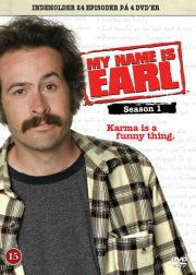 my name is earl - sæson 1 - DVD