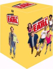 my name is earl - sæson 1-4 - DVD