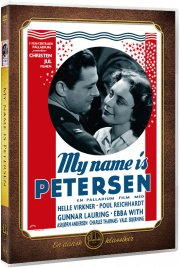 my name is petersen - DVD