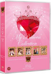 my princess collection - DVD