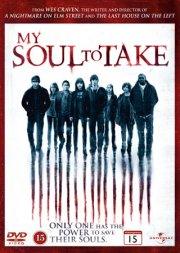 my soul to take - DVD