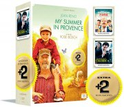 my summer in provence / office rats / love is not a crime - DVD
