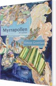 myrrapollen - bog