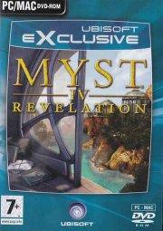 myst 4 - revelation - dk - PC