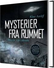 mysterier fra rummet - bog