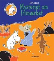 mysteriet om frimærket - bog