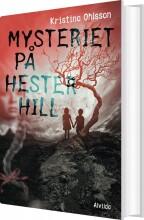 mysteriet på hester hill - bog
